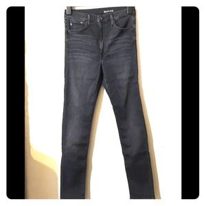 H&M Premium Skinny High Rise Shaping Jeans Sz31/32